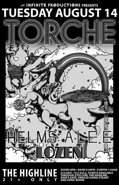 TORCHE_poster